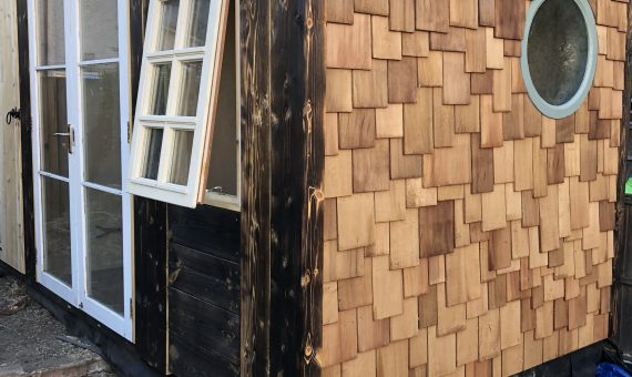 Rustic Summerhouse