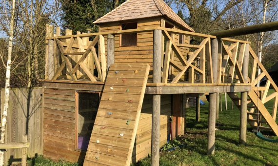 Two-storey Treehouse