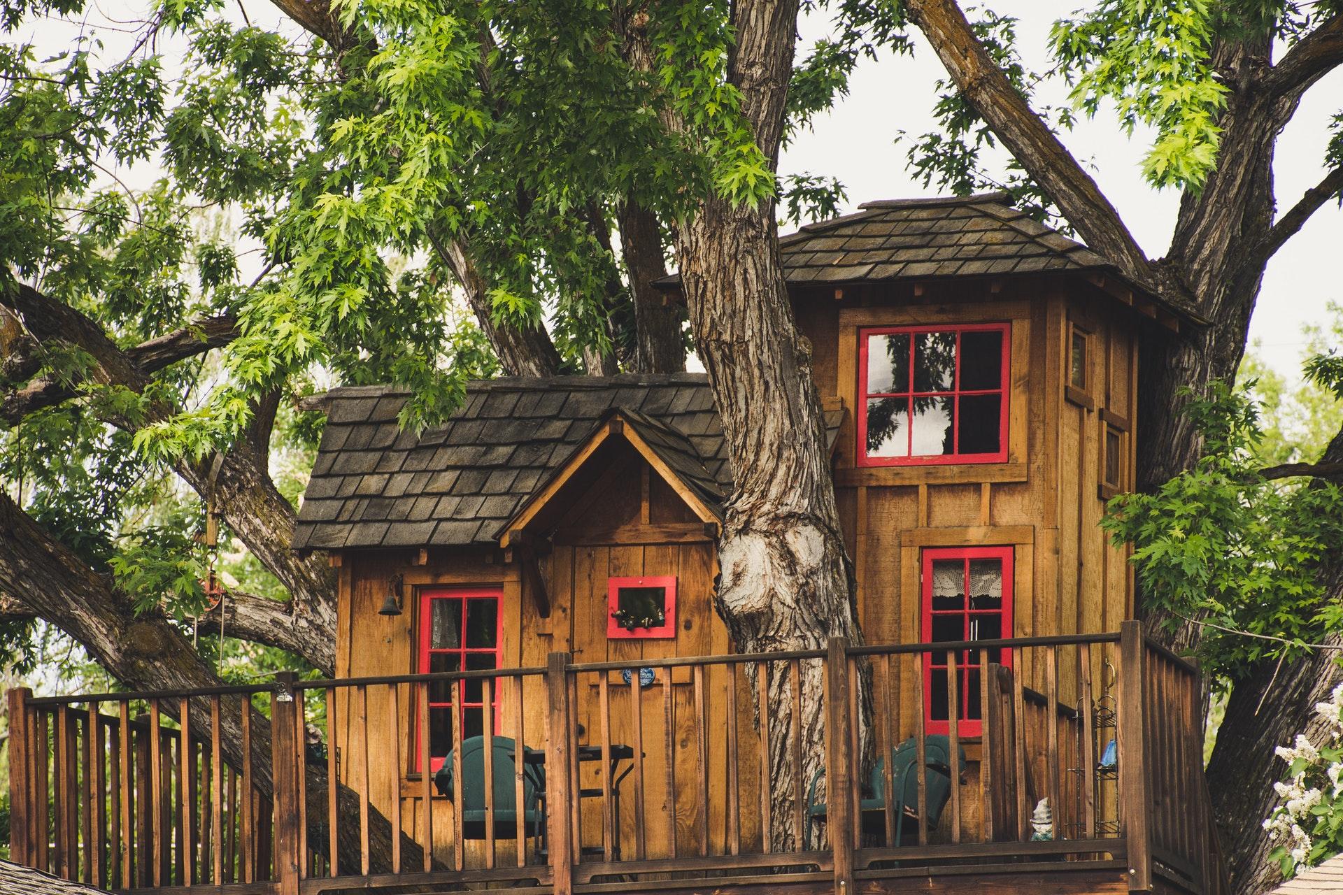 bespoke tree houses